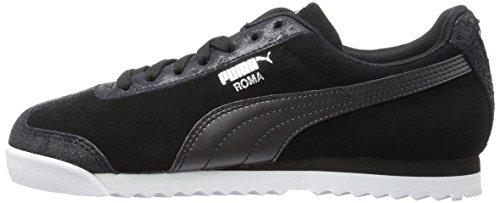 Black Met Donna Puma Classic Safari Roma Black puma wq8TTF1