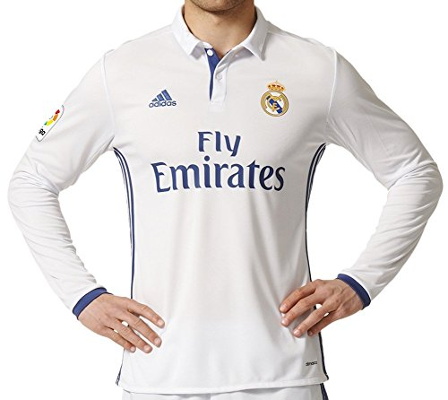 adidas Men's Soccer Real Madrid Home Jersey – DiZiSports Store