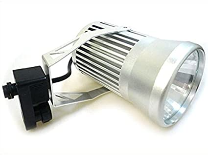 Faretto illuminazione a binario a led 220v 20w track lampada led