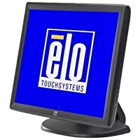 Elo 1000 Series 1915L Touch Screen Monitor. 1915L 19IN ACCU TOUCH DUAL SER/USB CTLR GRY. 19 - 5-wire Resistive