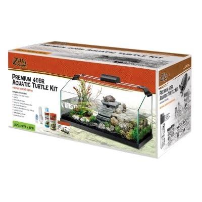 Zilla Animal Supply Company En28076 Rimless Turtle Kit44