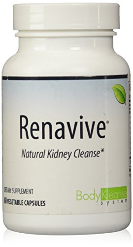 Renavive Natural Treatment For Kidney Stones 60 Capsules