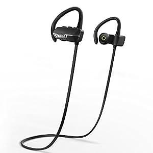 Vtin Auriculares Bluetooth 4.1Inalámbrico con sonido estéreo para deporte/Correr con aptX y manos libres