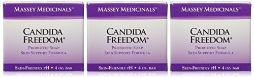 Three Bars Candida Freedom Probiotic product image