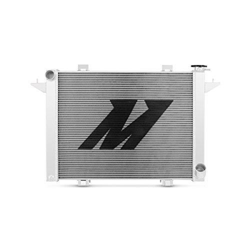 Mishimoto MMRAD-RAM-89 Dodge 5.9L Cummins Aluminum Radiator, 1991-1993, Silver
