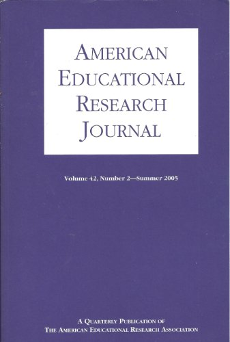 American Educational Research Journal :