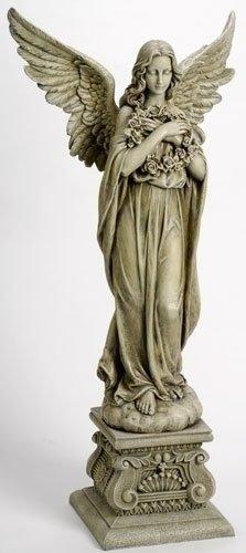 Roman-Joseph's-Studio-Celestial-Angel-Garden-Statue