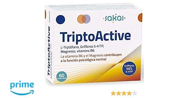 Sakai – TriptoActive 60 Comprimidos Activa El Estado De Ánimo L ...