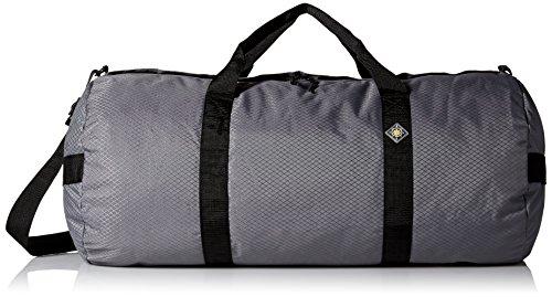 NorthStar Bags Sports Duffle Bag, 14 x 30, Steel - Duffel Sportsmans
