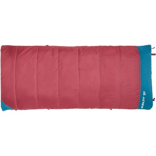 Kelty Girls Callisto Kids 30 Degree RH Sleeping Bag, Short