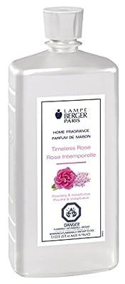 Lampe Berger Fragrance Oil - Timeless Rose - 33.8 Ounce