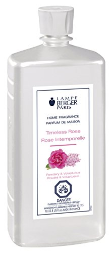 Timeless Rose (Lampe Berger 1 Liter-Timeless Rose 1 Liter/33.8 Fl.Oz)