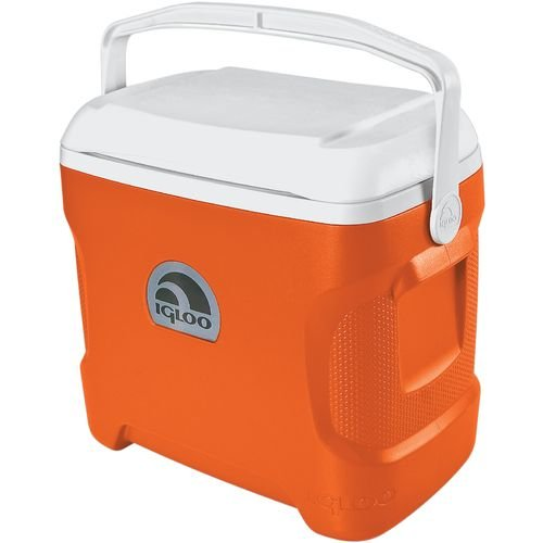 Igloo ContourTM 30-qt. Cooler, Orange, Liter: 30 Qt