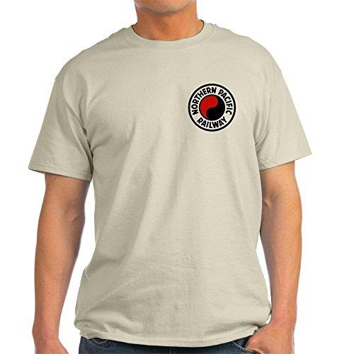 CafePress Northern Pacific Light T Shirt 100% Cotton T-Shirt