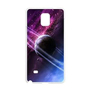 SamSung Galaxy Note4 phone cases White Galaxy Space fashion cell phone cases ITRO8379711