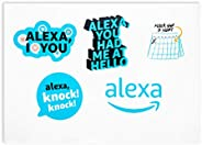 Alexa Sticker Sheet