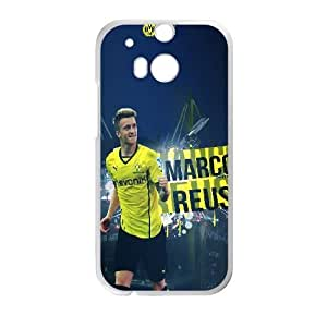 HTC One M8 Phone Case White Marco Reus F5980931