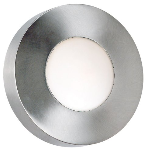 12 Burst Aluminum Round Outdoor Lights