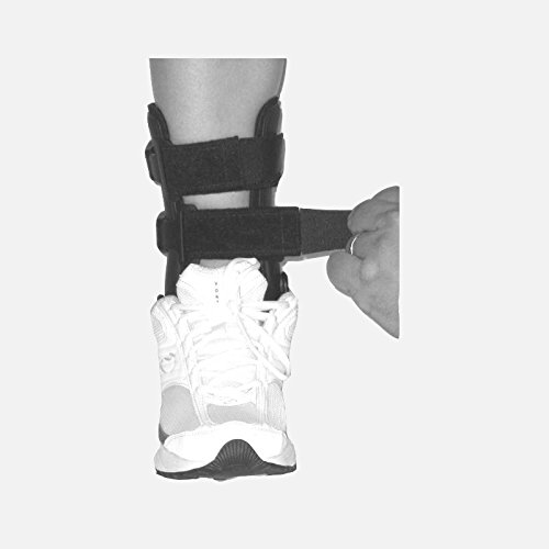 Bledsoe Axiom Hinged Stirrup Ankle Brace (Small - Left)