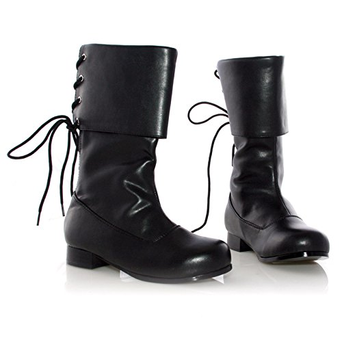 """Ellie Shoes 1"""" Heel Pirate Ankle Boot Children"""