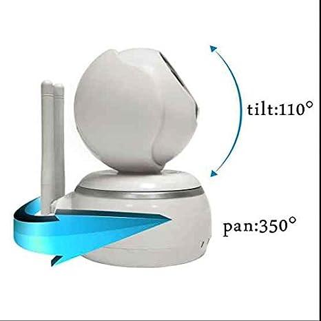 Cámara Ip de Vigilancia wifi,Instalar Fácil,Inalámbrico WiFi Intemperie,IP Cámara de