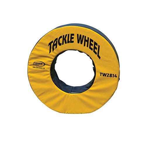 "Fisher Football Tackle Wheel (28"")"