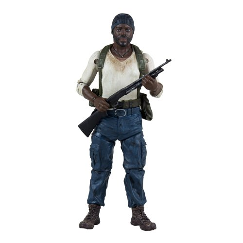 McFarlane Toys The Walking Dead TV Series 5 Tyreese Action Figure (Walking Dead Tv Series 5 Action Figures)