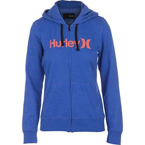 Hurley Womens One & Only Fleece Full-Zip Hoodie GFT000253...