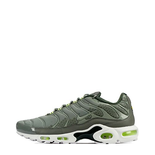 Nike Air Max Plus Mens Se Addestratori Correnti 918420 Scarpe Sneakers Nero - Nero / Blu Neptun