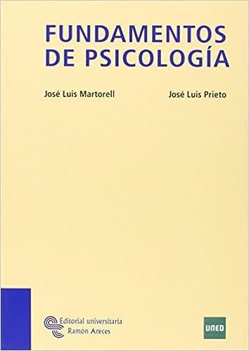 Fundamentos de Psicología (Manuales): Amazon.es: Prieto Arroyo ...