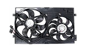 Replacement Dual Function Cooling Fan embly on
