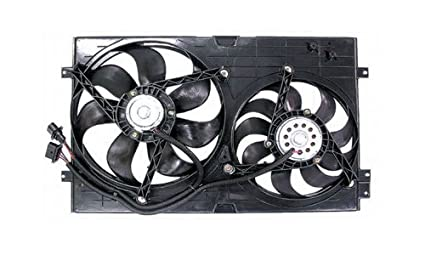 Replacement Dual Function Cooling Fan Assembly