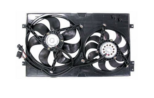 - Replacement Dual Function Cooling Fan Assembly