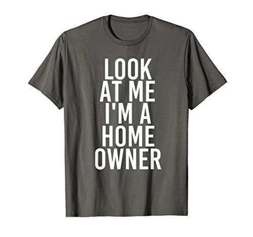 Home Owner Costume Group Easy Outfit Shirt for Halloween]()