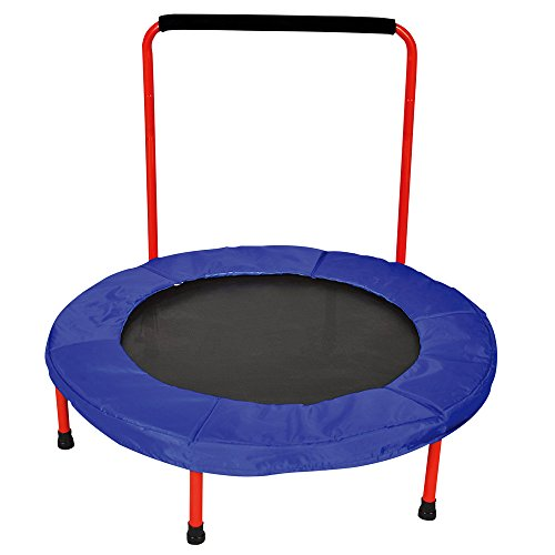 36-inch Trampoline with Handle by Wonderland Sport