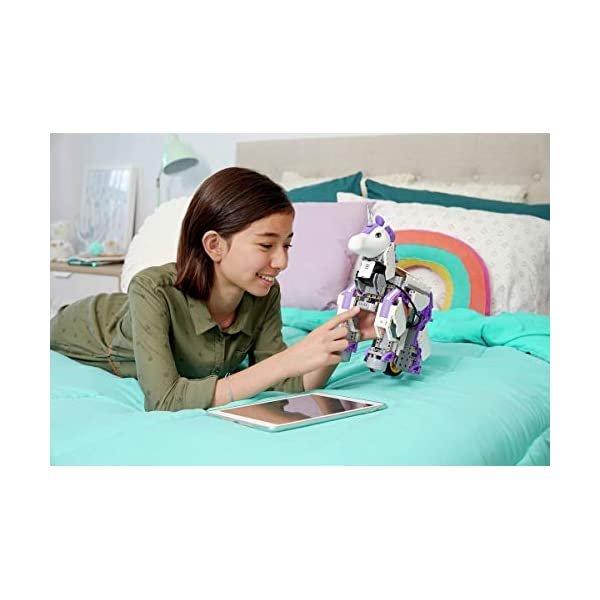 UBTECH-Mythical-Series-Unicornbot-Kit-App-Enabled-Building-Coding-Stem-Learning-Kit