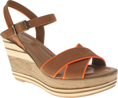 Azura Impluse Brun / Orange Läder