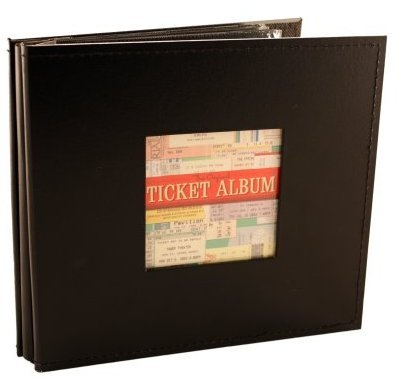 Black Deluxe Ticket Album