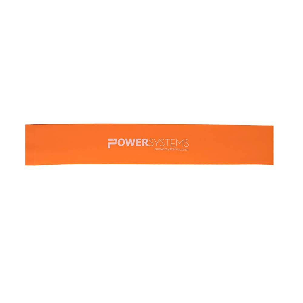 Level:  Extra Light 84801 Orange, Resistance Band Ring Power Systems Versa Loop