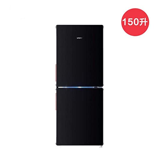 MYYQ Refrigerador de Doble Puerta refrigerado por Aire 150L ...