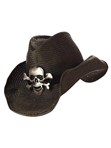 California Costumes Cowboy Hat,Black,One Size (Historical Halloween Costume Ideas)