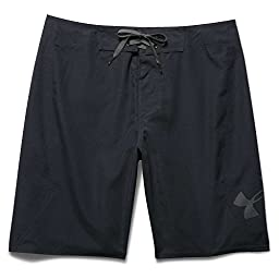 Under Armour Mania Boardshorts - Black / Granite - 32