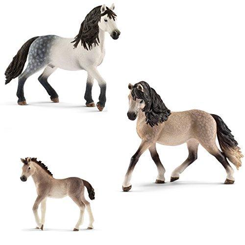 Schleich Horse Club Andalou Poulain Animal Figure 13822 New
