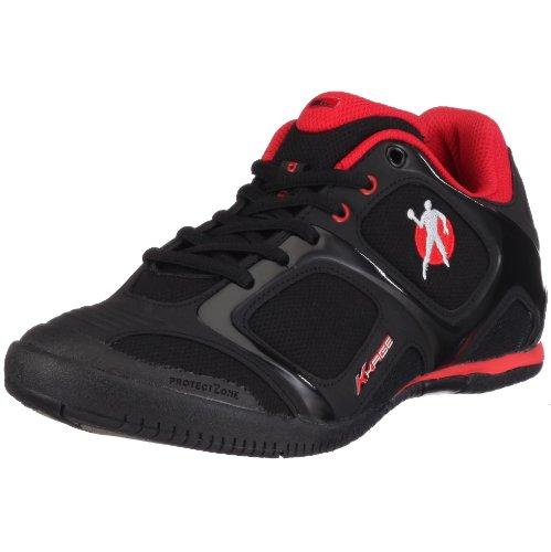 Kempa Stride Unisex Sports Shoe - Handball Black Fuavr6n