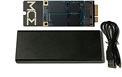 How to install ssd on macbook pro
