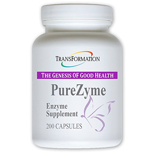 Cheap Transformation Enzymes Purezyme, #1 Practitioner Recommended – Assists The Body In Maximum Digestion Of Nutrients,Production Of Energy, and Aid In Immune Support, (200)