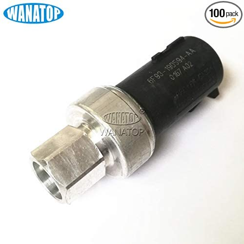 AC Air Conditioner Pressure Switch 6F93-19D594-AA 6F9319D594AA 4673935 6L2Z-19D594-BA For Ford Focus Fiesta Escape