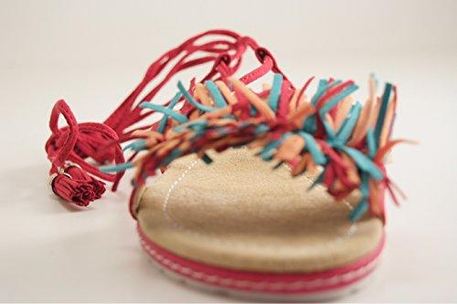 Fucsia Zapatos Para Mare Mujer De Maria Vestir qn8xY55