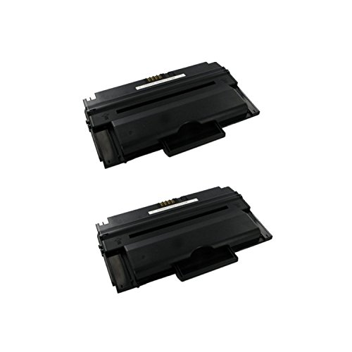 310-7945 Compatible Toner Cartridge for Dell Multifunction Laser Printer 1815dn, 5000 Page Yield -2PK