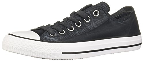 Chaussures Noir All Star Converse blanc Ox qvUBt7w